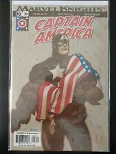 CAPTAIN AMERICA #23 (vol 4) (2004 MARVEL Knights Comics) VF/NM Book