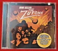 Who Killed The Zutons The Zutons CD + 3 Videos Epic / Deltasonic (2004) 13 songs