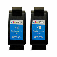 Reman ink Cartridge for HP 78 (2 Tri-Color) use in HP PhotoSmart 1215 Printer