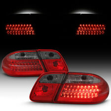 96-02 BENZ W210 E-Class E300 E320 L+R Smoke LED Tail Light Signal Lamps Assembly