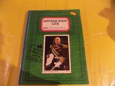 Saturday Night Live Script Book 1977 Francisco Franco
