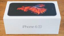Apple Iphone 6s 64 GB-sólo accesorios y caja de embalaje