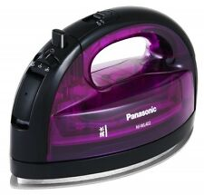 NEW Panasonic cordless steam iron Violet NI-WL402-V Japan