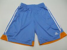Adidas Shorts Men's Size M Climalite Basketball Training Blue