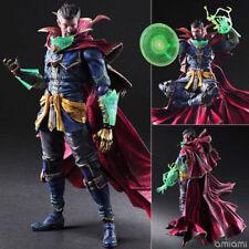 Play Arts Kai Marvel Universe DR Doctor Strange Action Figure New