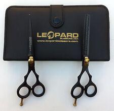 "Left Hand Hair Shears Professional Set Salon Barber Hair Texturizing Lefty 6"""