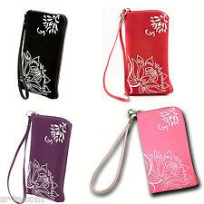 Handy Tasche Hülle Smartphone Schutz Case Etui für LG+(RV1) +