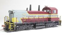 Rapido HO SW1200RS with DCC Sound Canadian Pacific CP Block you pick #