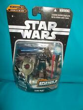 STAR WARS EP III ROTS HEROES & VILLAINS COLLECTION CLONE PILOT 6 OF 12 UNOPENED