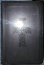 Crossway Compact Exclusive Edition English Standard Version Bible Celtic Cross