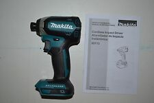 New Makita XDT13 18V LXT Cordless Brushless Impact Driver Lithium-Ion XDT13ZB