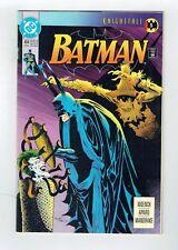 DC Comics Provenance US - Batman N°494 - Juin 1993 - Knightfall 5