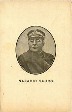 WW1 WWI Propaganda - Nazario Sauro - Regia Marina - PV865