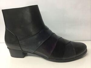 Spring Step Women's Ankle Boot, Black Multi, Gaye-BM US 9.✨*