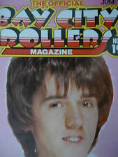 THE OFFICIAL BAY CITY ROLLERS MAGAZINE NO 19 JUNE 1976