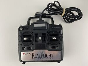 Great Planes Real Flight R/C Simulator Futaba Serial Port Controller Only