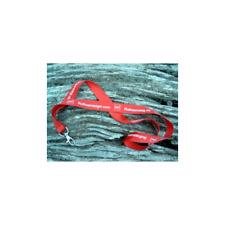 ROTHAARSTEIG Schlüsselband / Lanyard / Keyholder rot mit Aufdruck NEUWARE