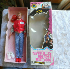 "1990 Hasbro Official New Kids On The Block Doll ""Joe"" Hangin' Loose"