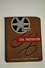Vintage Kodak Cine Photoguide