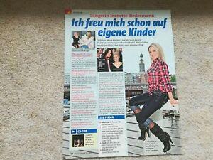 Jeanette Biedermann 1 Bericht