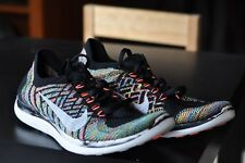 Nike Free 4.0 Flyknit Black/Multi-colored Shoes Women's sz 7