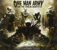 One Man Army & The U-21St Century Killing Machine  (US IMPORT)  CD NEW