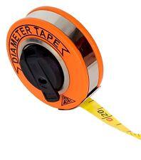Yellow Woven Fibreglass 10 Metre Tape Measure - 16mm wide