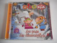 CD-ROM MAC PC TOBOCLIC / AU PAYS DES DIAMANTISES N°14 JANV 2002