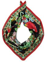 Camilla Franks Toucan Play Large Square Scarf