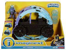 Imaginext DC Super Friends Mr Freeze Snowcat Vehicle