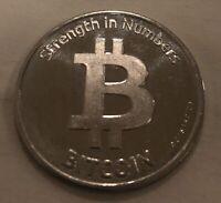 Casascius Aluminum Bitcoin [RARE] - Not Loaded