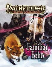 Pathfinder Player Companion: Familiar Folio (Pathfinder Adventure Path) by Staf