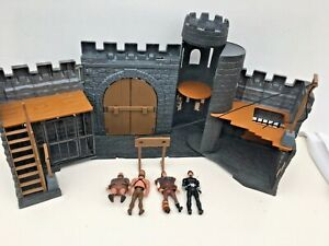 Robin Hood BBC Tiger Aspect Castle Playset With figures 2006