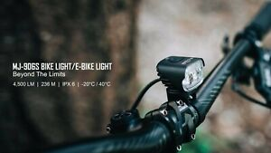 Magicshine MJ-906S Bike Light 4500 Lumens 236 Throw