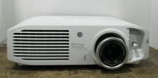 Tested Panasonic PT-AR100U 3LCD 1080p Full HD Projector 2800 Lumens 134 Lamp HRS