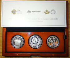 ROYAL PROOF SILVER SET 2015.  LONGEST REIGNING MONARCH OF THE COMMONWEALTH.