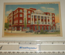 51 - Community Inn, Hershey, Pa. [Pennsylvania] Postcard UNPOSTED