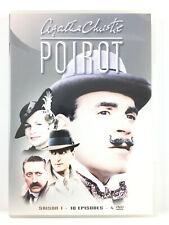 Hercule Poirot L'intégrale Saison 1 Coffret DVD / 10 Episodes