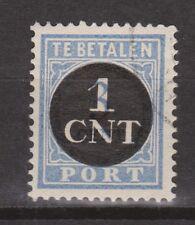 P61 Port nr 61 gestempeld used NVPH Netherlands Nederland Pays Bas due portzegel