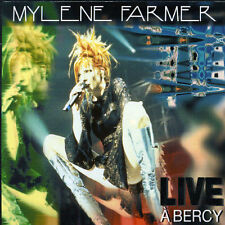 Mylène Farmer, Mylene Farmer - Live a Bercy [New CD] France - Import