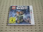 Lego Star Wars III The Clone Wars für Nintendo 3DS, 3 DS XL, 2DS