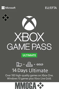 Xbox Game Pass Ultimate 14 Tagen - Xbox One Download Code - DE & EU