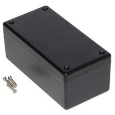 Hammond 1594DBK Heavy Duty FRABS Enclosure 131 x 66 x 55mm Black