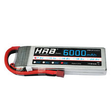 HRB 2S 6000mAh 7.4V Lipo battery 50C 100C For FPV Drone Helicopter Quadcopter