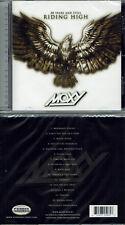 Moxy - 40 Years & Still Riding High (2015) Canadian Hard Rock, April Wine. Helix