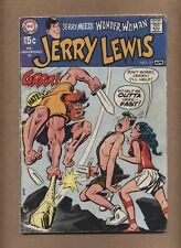 Adventures of Jerry Lewis 117 (FRPR; 3-hole punched) DC Comics; 1970 (c#15990)