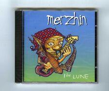 CD (NEW) MERZHIN 1ere LUNE