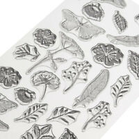 Silicone Rubber Clear Stamp Seal Scrapbooking Diary Craft DIY Decor Cards P B6C3