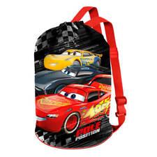 DISNEY CARS Zaino turn BUSTINA SACCHETTO sport a tracolla Gymbag McQueen Cars 3
