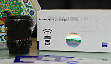Carl Zeiss Distagon T* 35mm F2 ZK for Pentax in Box Full frame K-1